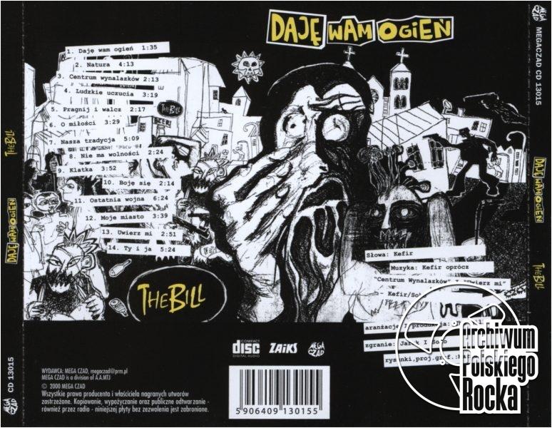 The Bill - Daję wam ogień