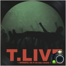 T.Love - T.Live CD I czad płyta