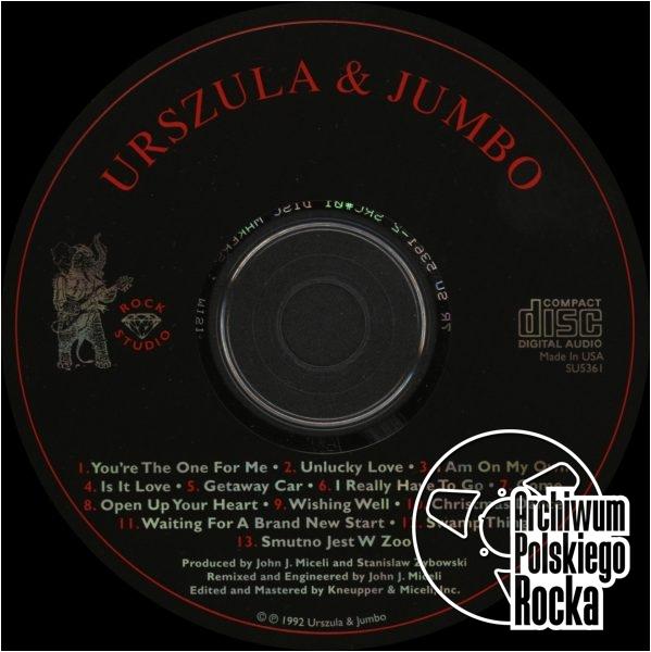 Urszula - Urszula & Jumbo