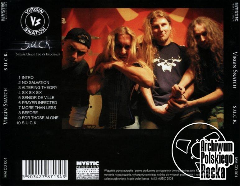 Virgin Snatch - S.U.C.K