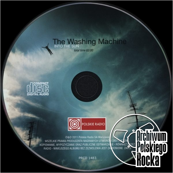 The Washing Machine - Into The Sun