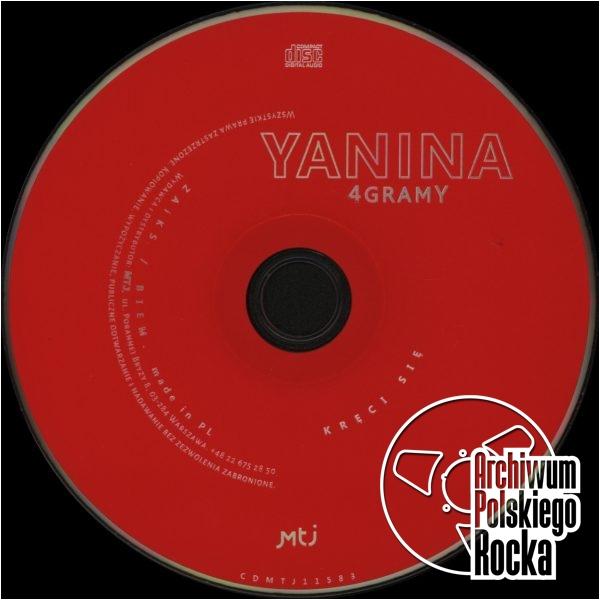 Yanina 4Gramy - Kręci się