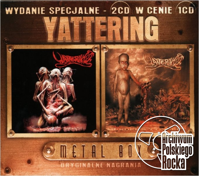 Yattering - Human`s Pain / Murder`s Concept