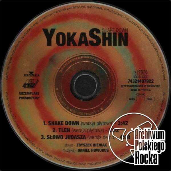 Yokashin - Shake Down
