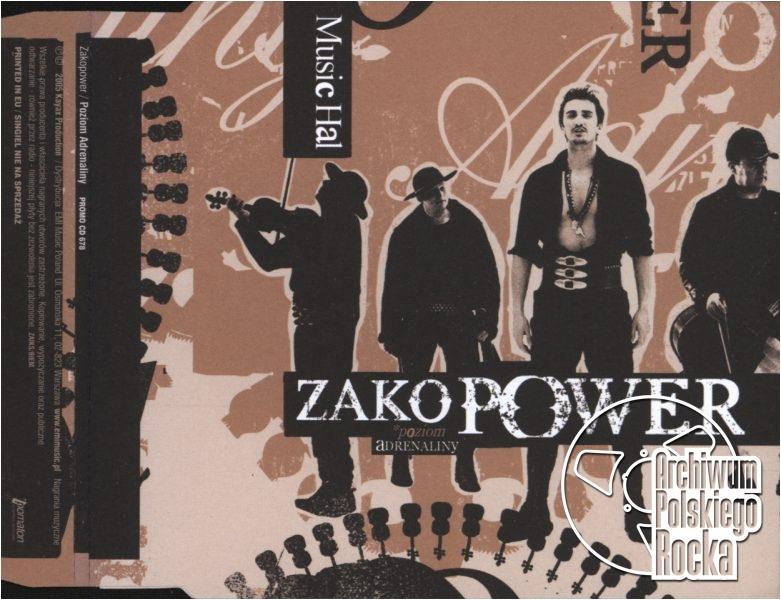 Zakopower - Poziom adrenaliny