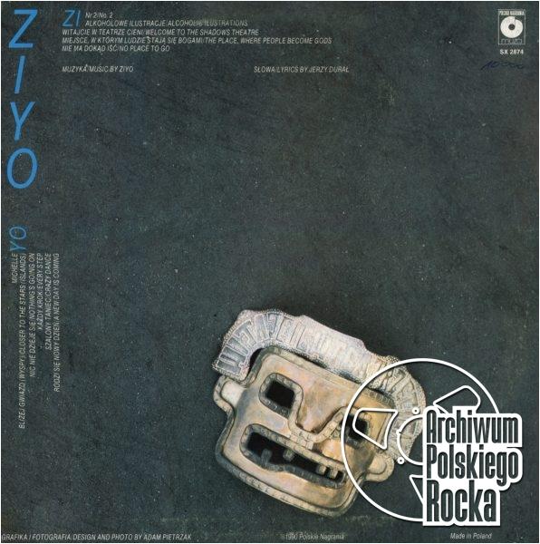 Ziyo - Witajcie w teatrze cieni