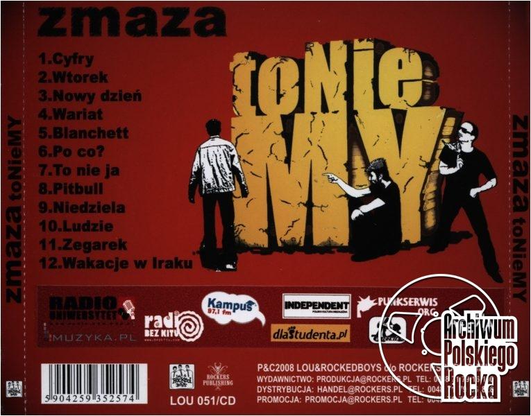 Zmaza - To nie my