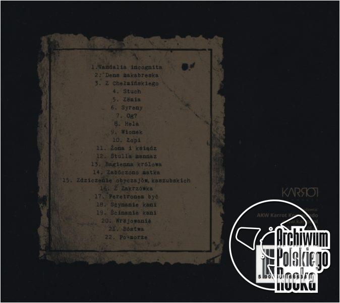 Żywiołak - Pieśni pół/nocy
